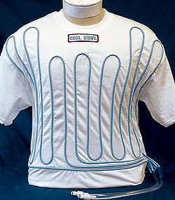 """Cool Shirt"" kühlt den Oberkörper angenehm ab"