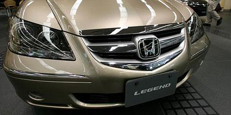 Honda-Navi warnt vor gefährlichen Gegenden