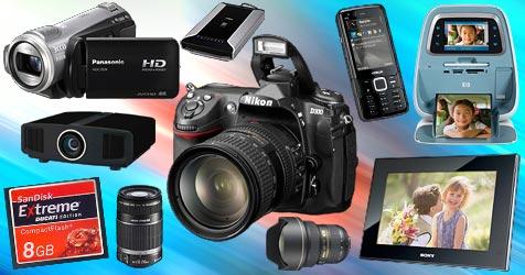 Die besten Foto-Produkte 2008