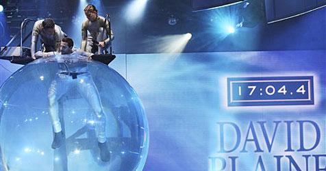 David Blaine bricht Weltrekord im Luftanhalten (Bild: Harpo Productions, George Burns)