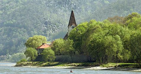 Seebestattung auf der Donau möglich (Bild: Reinhard Holl)