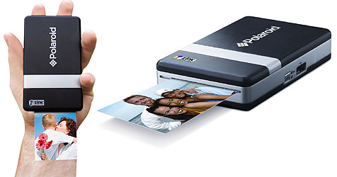 Polaroid bringt Sofortbilddrucker auf den Markt (Bild: Polaroid)