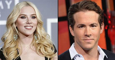 Scarlett Johansson hat geheiratet!