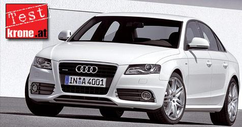 Audi A4 1.8 TFSI: Es lebe die Leichtigkeit (Bild: Audi)