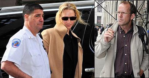 Bewährungsstrafe für Uma Thurmans Stalker