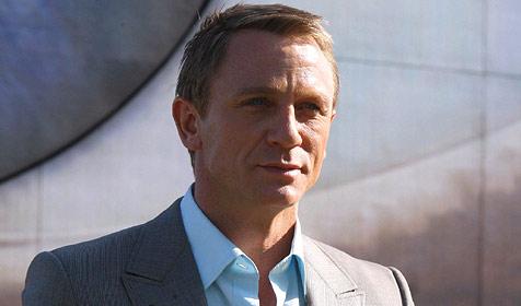"""Daniel Craig: """"Es wird eine echte Bond-Story!"""""""