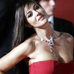 Schumi bei Franzosen beliebter als Monica Bellucci