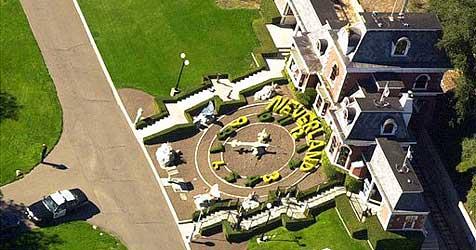 Neverland-Ranch vor Versteigerung gerettet