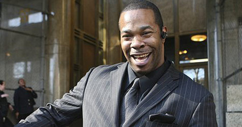 Rapper Busta Rhymes in London festgenommen