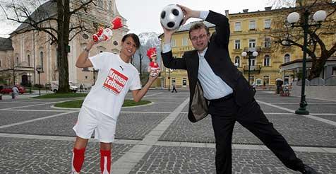 So startet die EURO in Oberösterreich (Bild: Chris Koller)