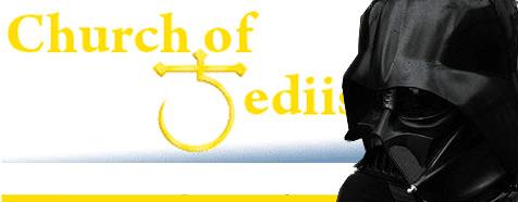 Falscher Darth Vader überfällt echten Jedi-Orden