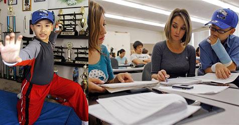 Zehnjähriger US-Knirps macht College-Abschluss