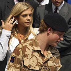 Queen von Prinz Harrys Freundin begeistert