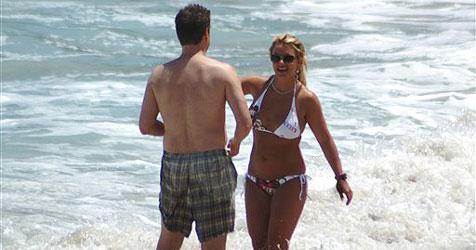 So genießt Britney ihren Urlaub in Costa Rica