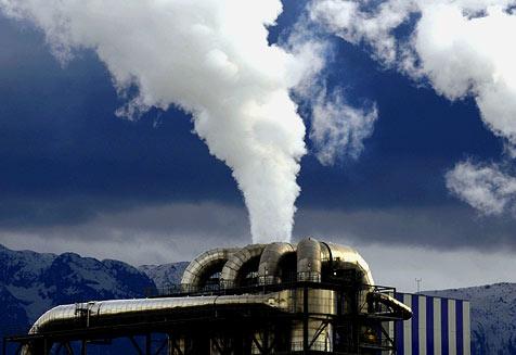"""""""Es sind keine unterirdischen CO2-Lager geplant"""" (Bild: APA)"""