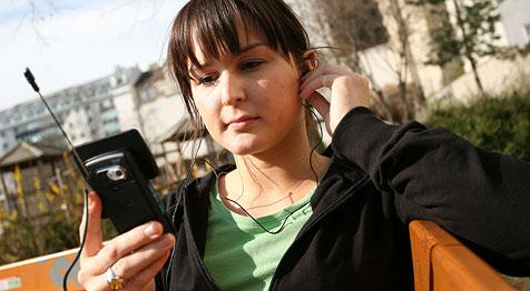 Mobilfunker One startet mit Handy-TV (Bild: APA)