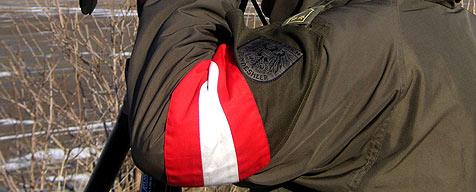 Soldat schießt sich bei Übung in Oberschenkel (Bild: APA)