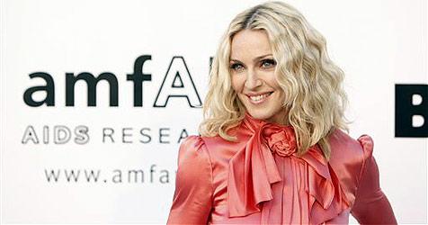 Madonna will Doku über Nahost-Konflikt drehen