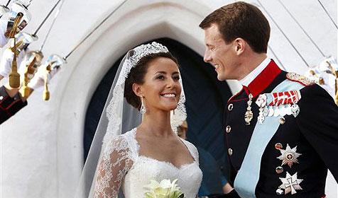 Prinz Joachim heiratete zum zweiten Mal