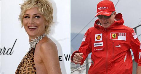 Räikkönen ersteigert Corvette von Sharon Stone