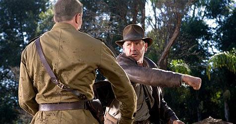 Harrison Ford soll noch einmal Indy sein (Bild: Paramount Pictures)