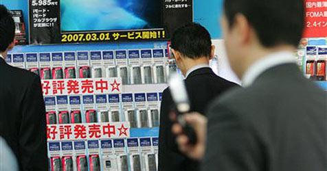 Japaner ruft 500 Mal bei Bandansage an