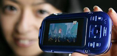 Japanische Kinder surfen zu viel mit dem Handy