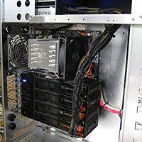Supercomputer setzt auf Grafikkarten-Power (Bild: Vision Lab)