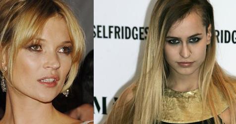 Kate Moss durch Jüngere ersetzt