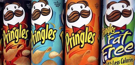 Pringles-Dose-Erfinder in Chipsröhre beerdigt
