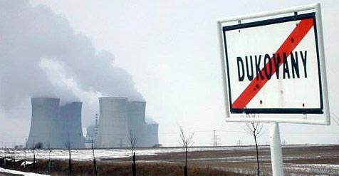 Tschechisches AKW Dukovany meldet Brand in Schaltraum (Bild: APA/Andreas Troescher)