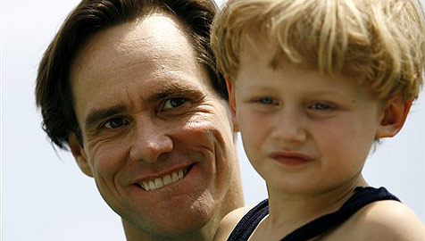 """Carrey: """"Jennys Sohn hat mich gelehrt zu lieben"""""""
