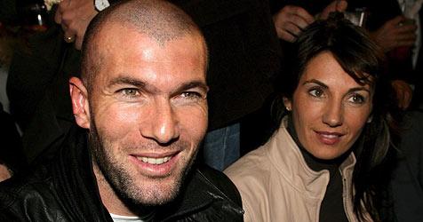 Ehefrau hält Zidane von Filmrollen ab