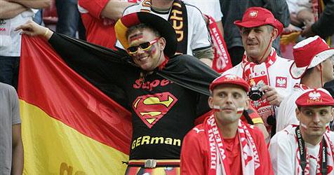 EURO-Fans machen Klagenfurt zur Lovezone