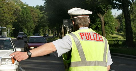 Führerschein-Trickser flog bei Polizeikontrolle auf (Bild: Klemens Groh)