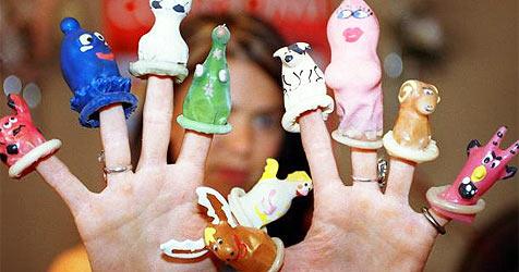 Langer Winter: Kondome für Antarktis-Station