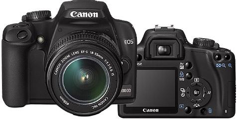 Canon präsentiert günstige Einsteiger-DSLR (Bild: Canon)