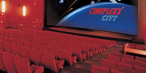 Das EURO-Fieber sorgt für leere Kinosäle! (Bild: Cinplexx)