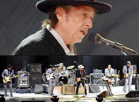 Bob Dylan live in Wien
