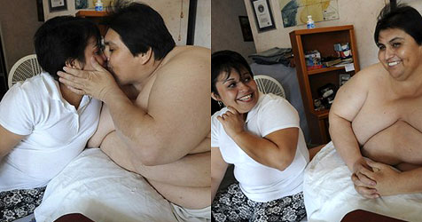 Ex-560-Kilo-Mann hat die große Liebe gefunden