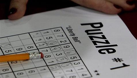 Geschworene spielten Sudoku - Prozess geplatzt!