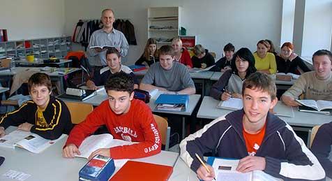 Neue Lehrer im Maturajahr und 6 Tests in 5 Tagen (Bild: Jack Haijes)