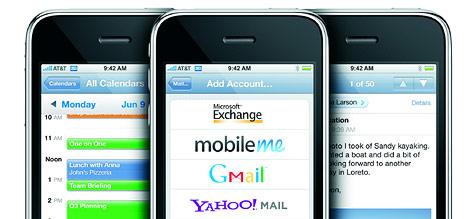 Nutzer klagen über Breitbandleistung des iPhone