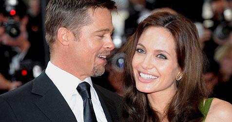 Angelina und Brad spenden eine Million Dollar