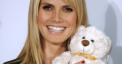 Heidi Klum will noch einmal Mutter werden