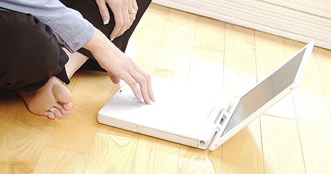 """Berührungsfreie """"Touchpads"""" (Bild: © [2008] JupiterImages Corporation)"""