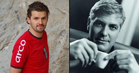 Niederösterreicher spielt mit George Clooney (Bild: Nespresso; Nespresso/Michel Comte)
