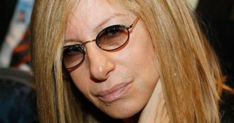 Barbra Streisand unterstützt Barack Obama