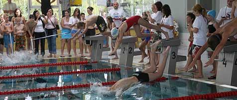¿Krone¿ präsentiert  beste Schwimmstaffeln der VS (Bild: Horst Einöder)