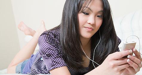 Durchschnittlich 800 illegale Songs auf iPods & Co (Bild: (c) [2008] JupiterImages Corporation)